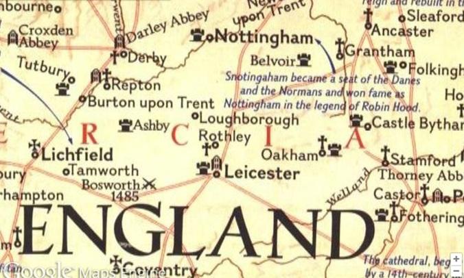 ngham map