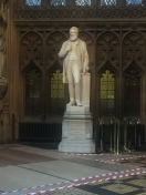 Statue in Parliament